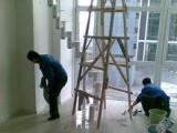家庭保洁 装修好全面开荒保洁 别墅保洁地板打蜡