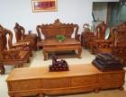 上海全市实木上下床回收高价欧式真皮沙发卧室客厅家具回收