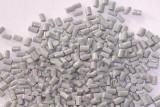 灰白软质PVC颗粒 pvc新料颗粒 pv