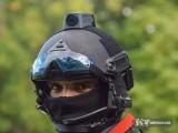 4G头盔式无线数字单兵系统 基于TDD-LTE