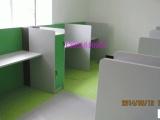 優勝教育專用一對一培訓桌辦公桌課桌椅定做廠家