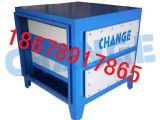 江西景德镇包装厂印刷废气吸附净化装置活性炭除味箱
