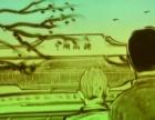 武威沙画现场沙画表演推出三人联手作画高端大气