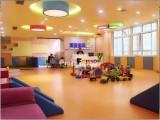 唯品胜幼儿健身房园专用地胶,篮球羽毛球专用地胶 室外悬浮地板