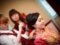 北京朝阳区婚礼跟拍 双井劲松潘家园十里河婚礼跟拍 慕格摄影