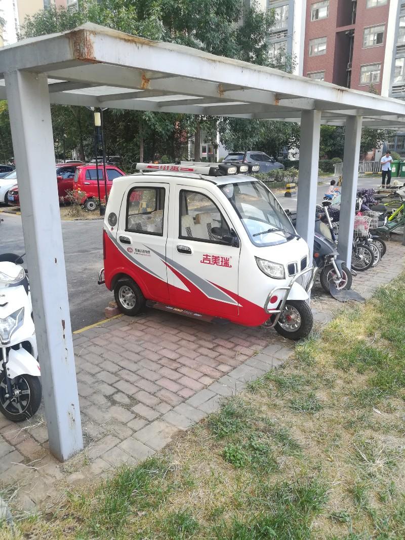 卖电动三轮车