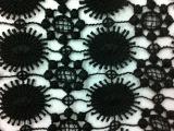黑色蕾丝布料