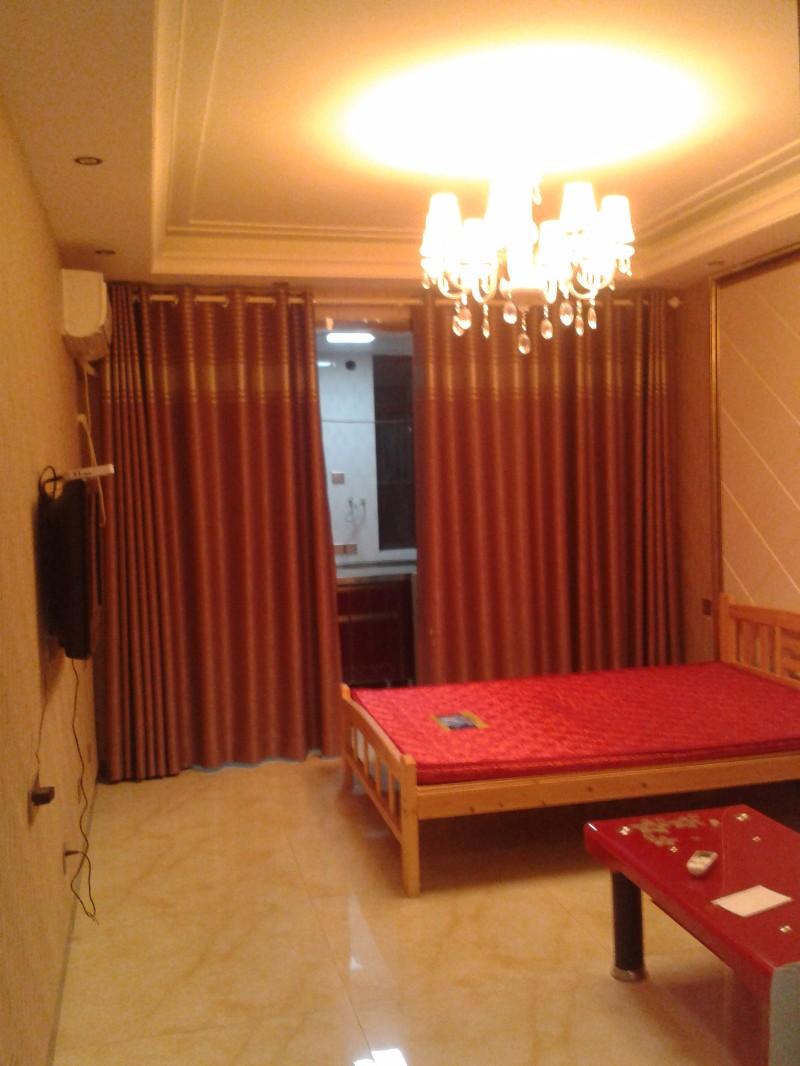 嵩山路 亚星盛世悦都 1室 1厅 39平米 整租