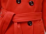 新装上市 2013时尚呢子大衣 女装个性