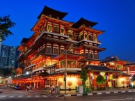 新加坡环球影城+马来西亚云顶五天四夜亲子游