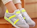 时尚韩版系带浅口帆布鞋淑女必备拼色低帮鞋货源一件代发dx0529