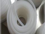 直径8*12本色半透明白硅胶管 耐高低温
