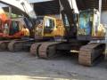 石河子直销,二手挖机沃尔沃210B原装进口土方手续全包运送