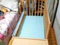 婴儿床低价转让