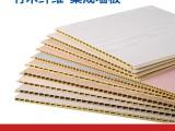 成都里有PVC集成墙板厂家-竹木纤维护墙板厂家