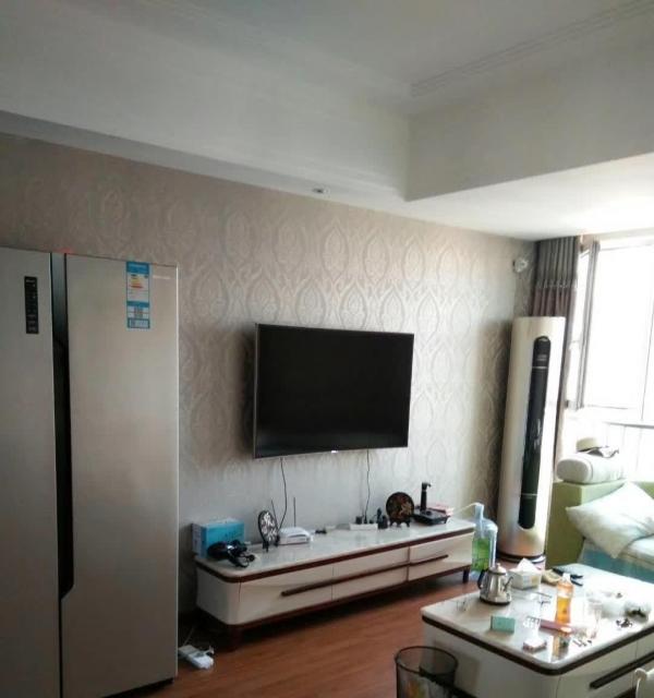 南池怡景园新房电梯95平2室2厅木地板热水器1100有钥匙