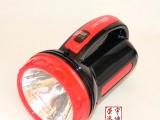 皇冠 正品 欧美卡 充电 LED手电筒