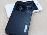 新款苹果手机保护套批发 iphone6 5.5寸手机壳 智能开窗