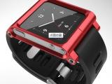 配件苹果nano6表带 iwatchz iPodnano6保护壳