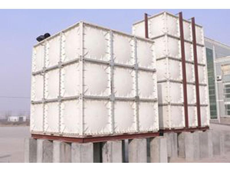 兰州玻璃钢水箱供应商推荐|定西不锈钢水箱