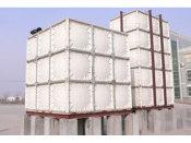 玻璃钢水箱专业供应商-武威玻璃钢水箱