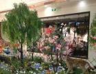 室内软装仿真树、植物墙、仿真植物墙,承接各种工程
