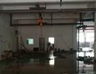 1龙华大浪商业中心附近工业区厂房一楼600平带航车