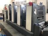 低价转让原装日本筱原524印刷机