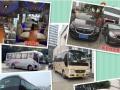 南宁新快线租车、中巴、大巴、班车接送等