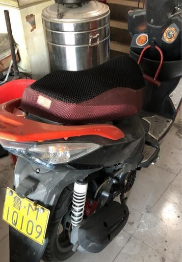 光阳kcc踏板150原装进口整车进口