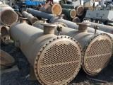 低价处理九成新115平方钛冷凝器