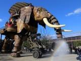 深圳机械大象出租出售 庆典巡游设备 机械大象出租