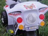 新款儿童电动摩托车 儿童摩托警车 三轮童车 儿童电动车 玩具车