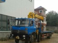 转让 随车吊国四12吨220玉柴机