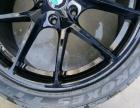 宝马改装19寸轮毂送轮胎