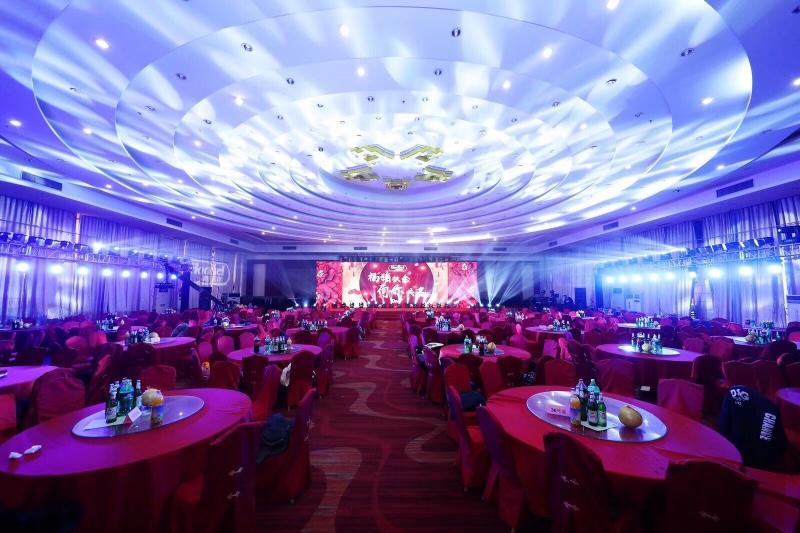 北京适合开年会的场地
