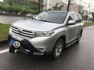 转让惠州二手车 越野车SUV 丰田 汉兰达 七座