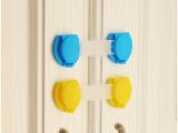 新款抽屉锁 柜门锁 宝宝安全锁 配3M胶