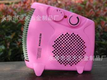 厂家 展销会 微型空调 暖风机取暖器 布欧暖风机 冷热两用