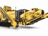 使用唐山猛特威履带式移动圆锥式破碎机帮你提高破碎成品率