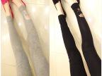 2014秋季女士打底裤 朋克风骷髅头九分裤 韩国时尚 打底裤女批发