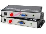 VGA光端机带USB键鼠功能 KVM光端机