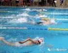 菏泽市游泳健身协会夏令营游泳培训正在进行中