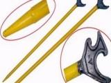 兰州厂家供应新日牌羊角撬棍,起钉器撬棍,60轨翻轨器