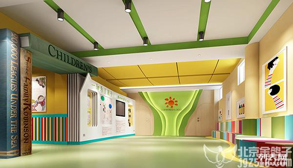 高端幼儿园装修 幼儿园设计有名的公司在哪