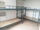合肥厂家销售学定制生上下铺床 铁架床 公寓高低床