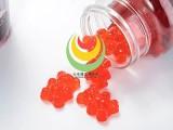 蘋果醋軟糖代加工,維生素軟糖oem貼牌工廠,山東健之源