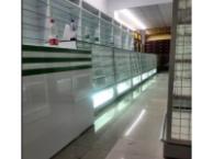 成都药房药店展柜展示柜货柜及货架定做厂家
