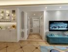 渝中区融创白象街四居室简欧风格装修设计方案效果图