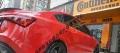 名爵GT升级17寸极速轮毂案例成都汽车轮毂改装